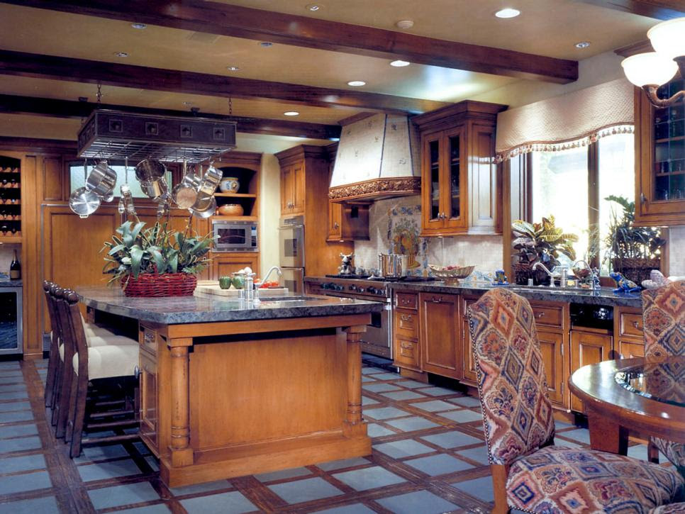 Gorgeous Kitchen Floors | HGTV