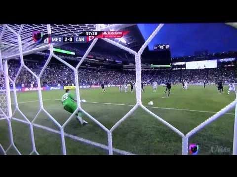 Mexico vs Canada 2-0 Highlights 2013 Gold Cup Raul Jimenez Fabian Goals Video