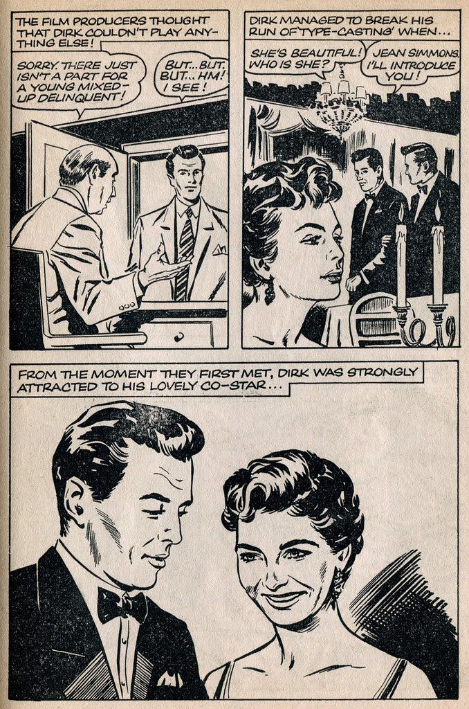 Dirk Bogarde comic 16