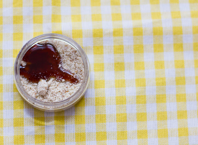 Honey Almond Scrub Recipe
