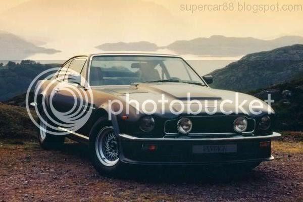 Supercar88 Aston Martin V8 Vantage 1977 1990