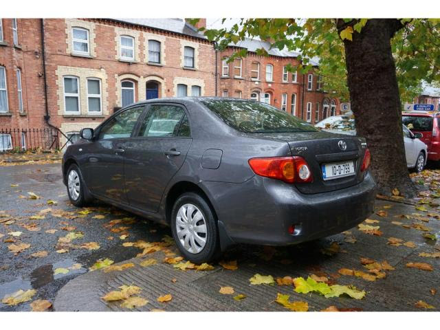 2007 Toyota Corolla Headlight Bulb Size