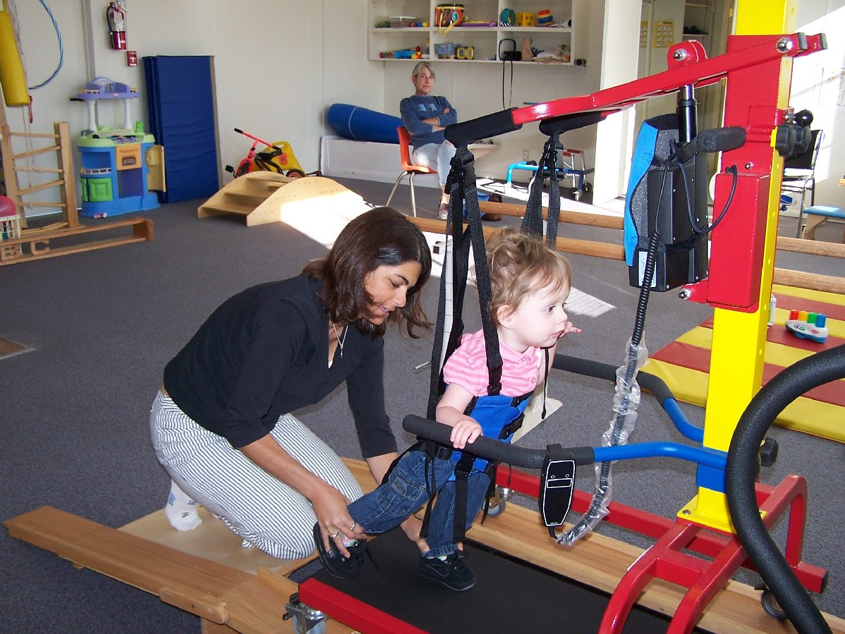 Careers In Pediatric Physical Therapy