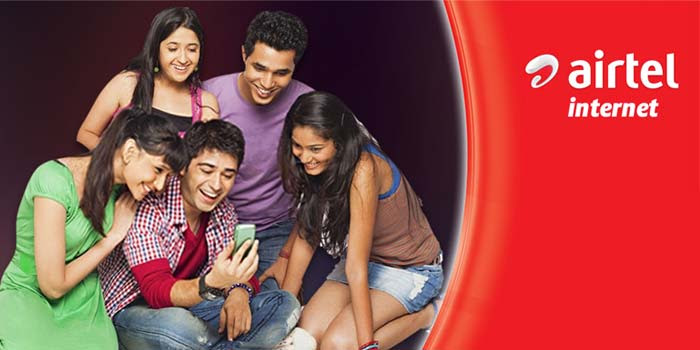 Airtel Stock Photo