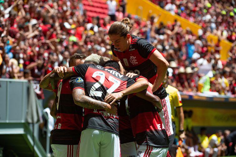 Esportes, Final da Supercopa do Brasil 2020,  Flamengo e Athleti