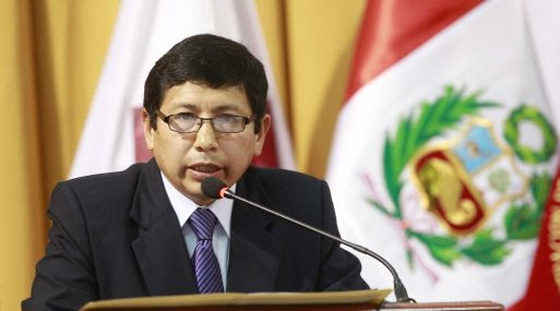 Edmer Trujillo será el presidente de Sedapal y del OTASS, anunció la premier Mercedes Aráoz.