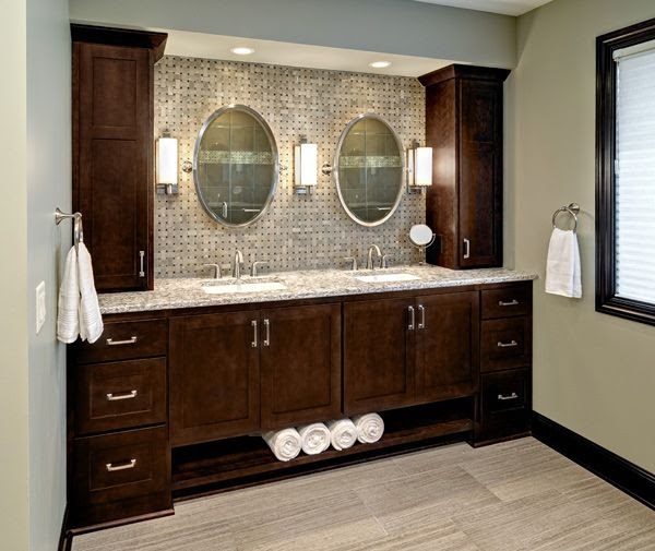 best bathroom layout