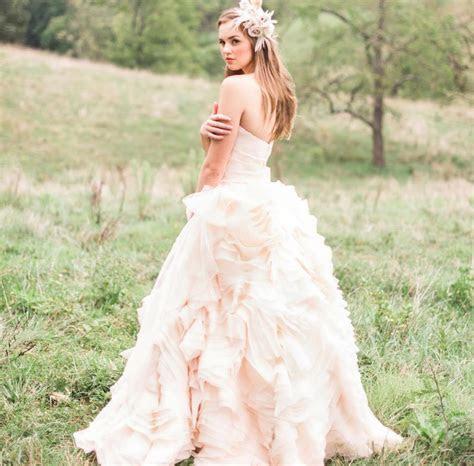 Pink Wedding Dress   Dressed Up Girl