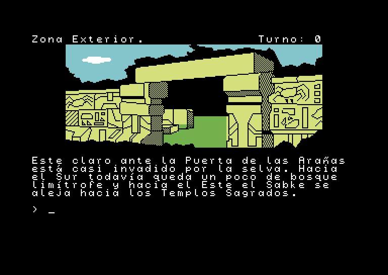 Chichén Itzá C64 (2)