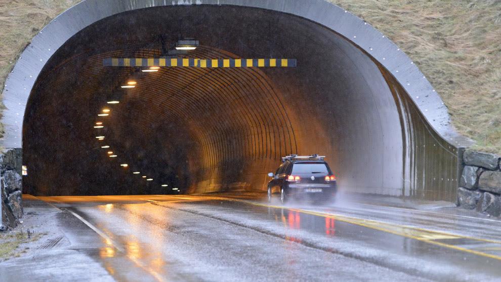 Eyksunnskiy avtodorozhiy тунель