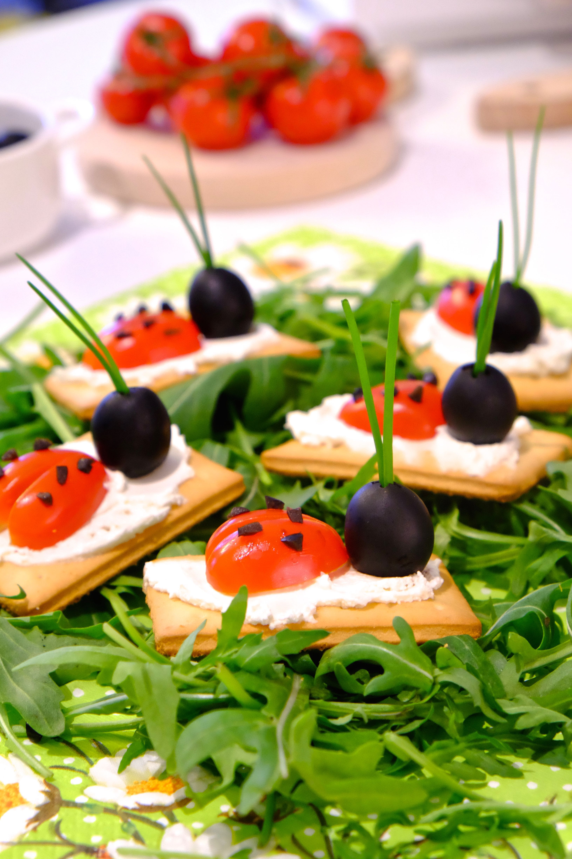 Krakersy Biedronki Przekąski Na Imprezę Blog Kulinarny Przepisy
