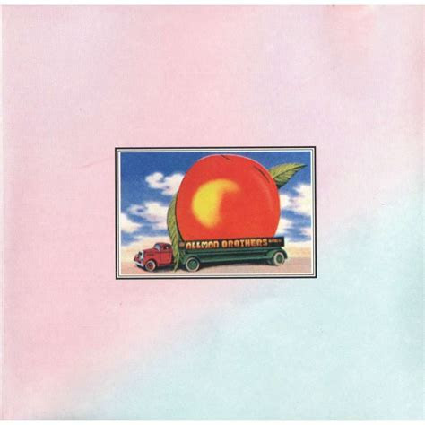 Eat a peach by Allman Brothers Band, CD with dimotchka