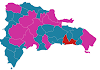 INCLUÍDO BARAHONA!! Candidatos a alcaldes del PRM amplían ventaja en 26 de los 36 principales ayuntamientos de RD