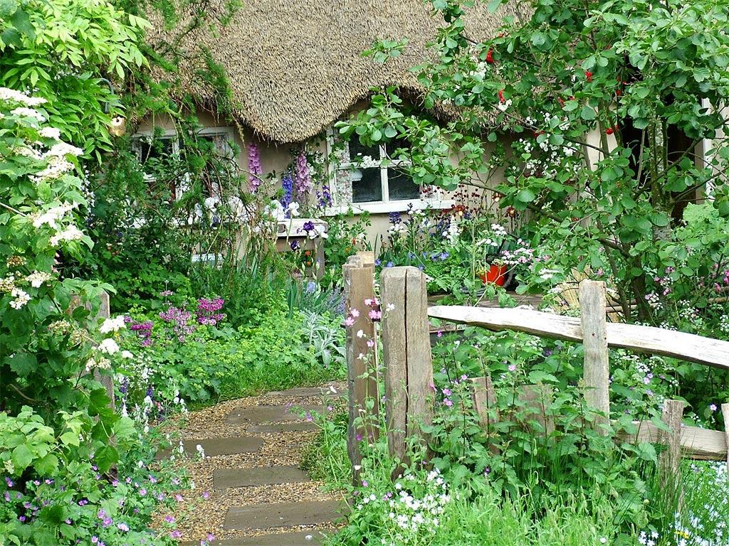 Cottage Garden Designs Home Landscaping Ideas