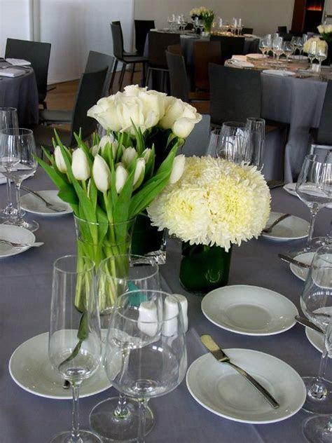 Maritime Parc Restaurant white flower on table multiple