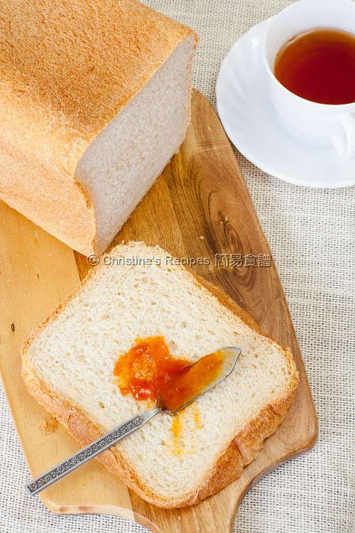 湯種吐司 Tangzhong Toast04