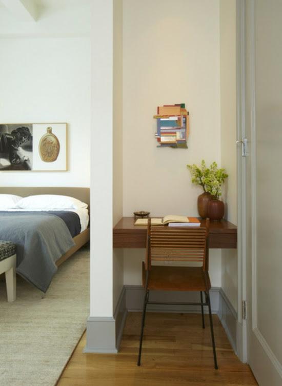 Kleines Heimbüro einrichten - 10 inspirierende Ideen