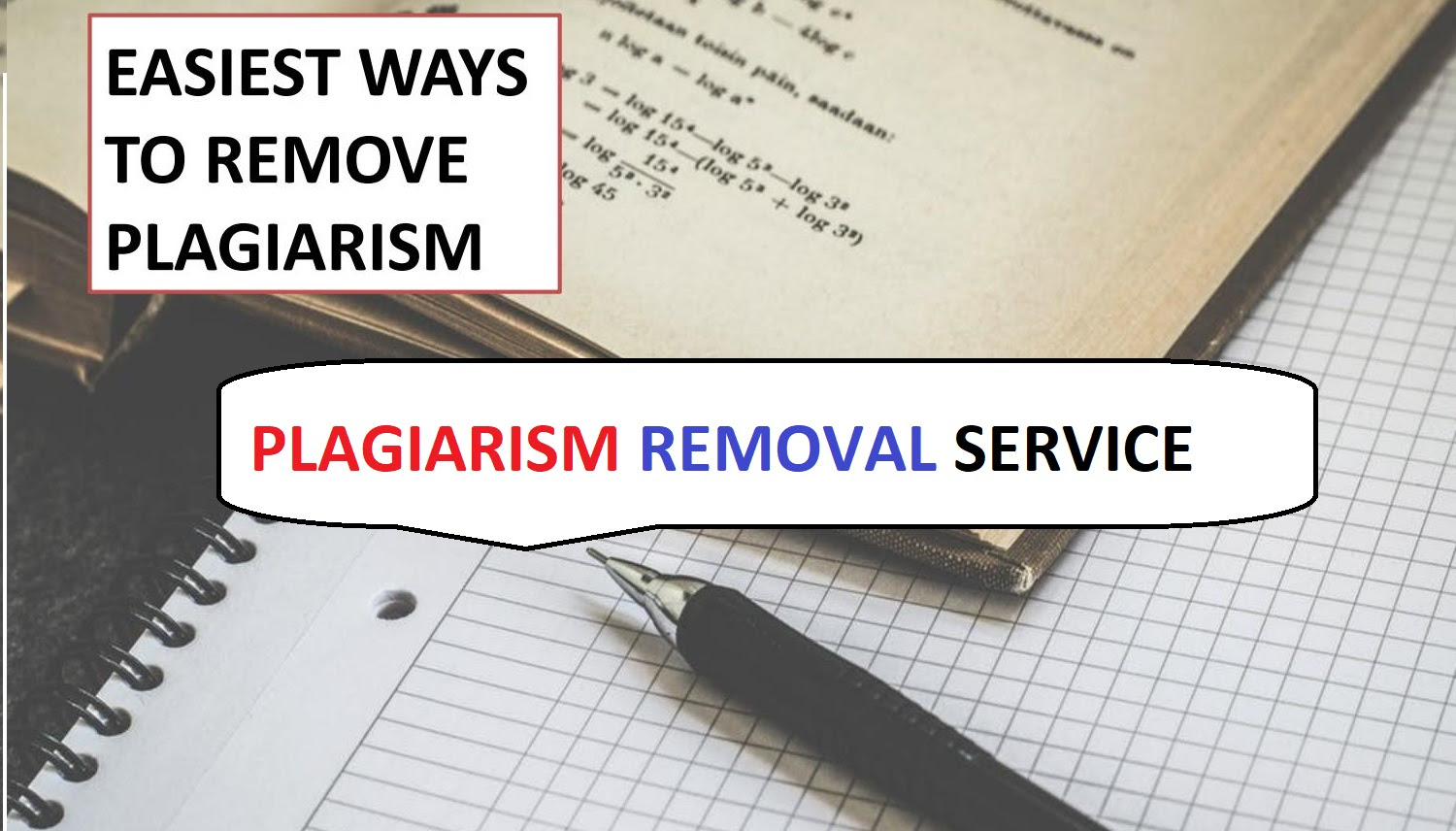 Plagiarism Removal Services for PhD Scholars