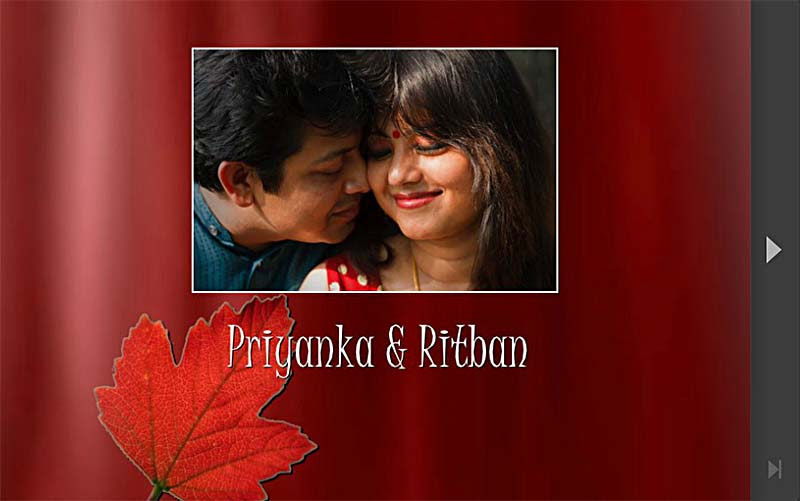 Wedding Photobook Wedding Album Design India Portfolio Subhendu Sen
