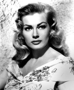 Anita Ekberg, em foto de 1956 (Foto: Reprodução/Wikimedia)