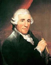 Thomas Hardyn maalaus Joseph Haydnista