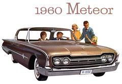 1960 Meteor
