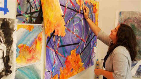 summer studio classes art education programs degrees