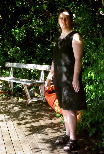 black dress #3 :: sort kjole
