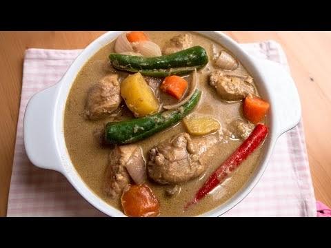 Resepi Ayam Masak Kurma Kenduri