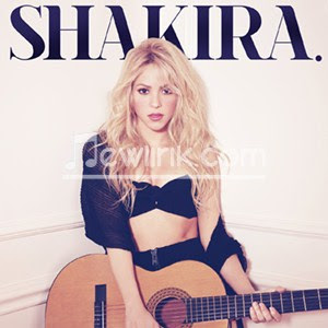 lirik Shakira - You Don't Care About Me