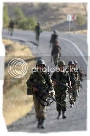 Türk Silahlı Kuvvetleri Kuzey Irak'ta
