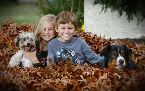 Lila, Mya, Michael, and Ripple
