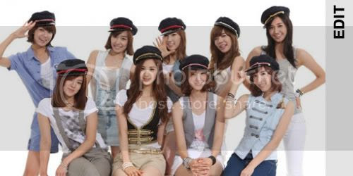 Bonus material: Girls' generation - Tell me your wish (Genie)