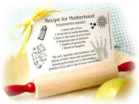 poem recipe for motherhood   baby   Pinterest   Baby