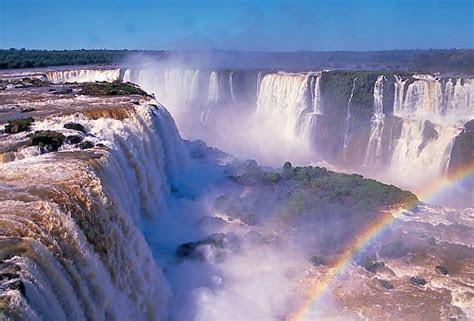 top   impressive waterfalls   world top