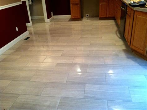 modern kitchen floor tile  link renovations