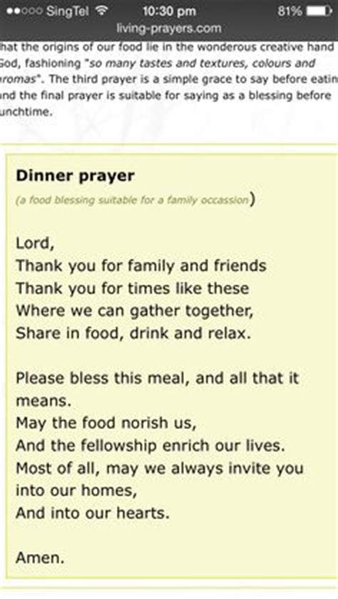 Beautiful rehearsal dinner prayer.   Other Wedding Stuff