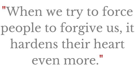 How To Get Someone To Forgive You Applygodswordcom