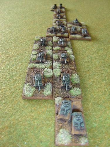 Warsaw Pact - '1' Tank Battalion