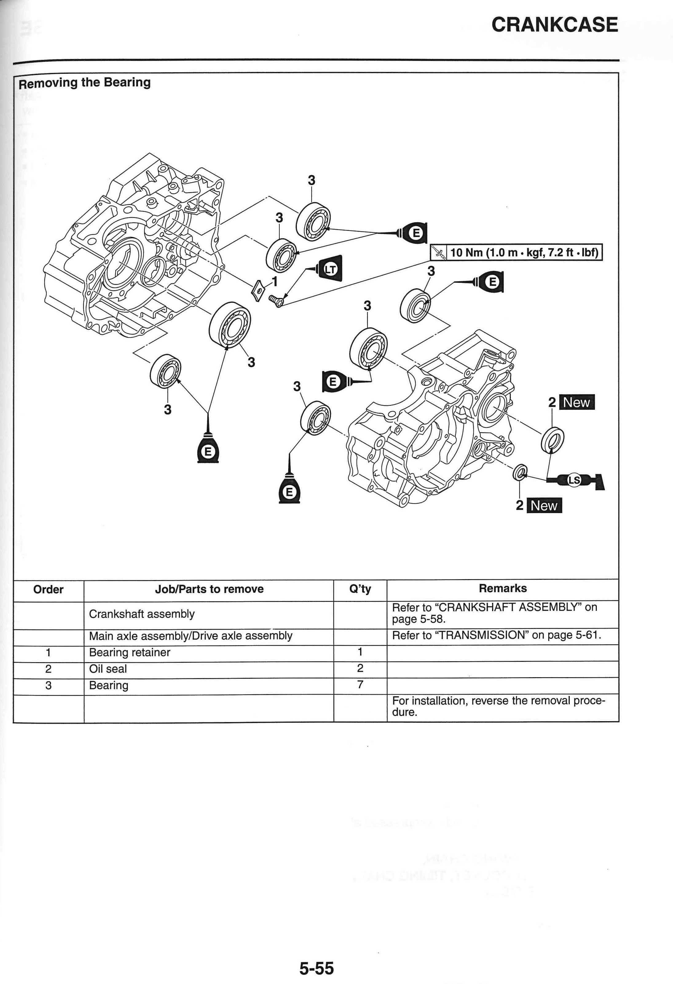 Home / ATV & Motorcycle Repair Manuals / Yamaha Motorcycle Manuals .