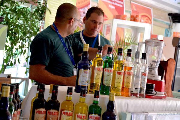 Jornada expoositiva en la 37 Feria Internacional del Turismo FITCUBA 2017, en el hotel Playa Pesquero, provincia de Holguin, Cuba, el 4 de mao de 2017. ACN FOTO/Juan Pablo CARRERAS