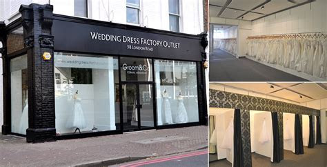 New London Store for Discount Designer Wedding Dress