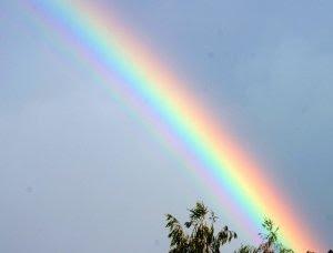 Espaço-tempo pode ter arco-íris de energias