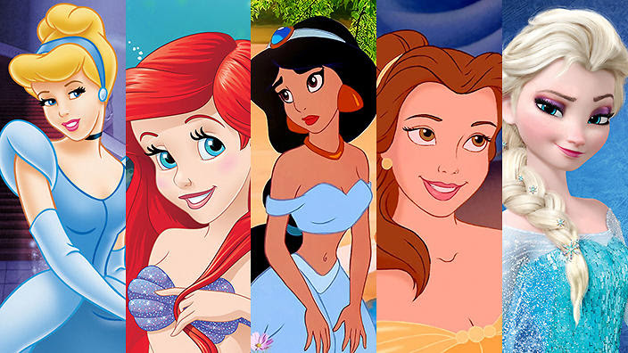 Why Disney princesses and 'princess culture' are bad for ...