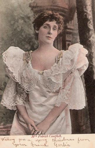 Mrs. Patrick Campbell