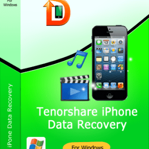 Tenorshare IPhone Data Recovery Full Version With Keygen Download Free SadeemPC