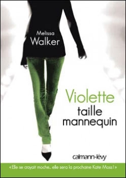 Couverture Violette, tome 1 : Taille mannequin