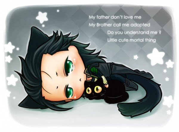 Tags: Anime, Marvel, Loki (Marvel), The Avengers, Princeofredroses