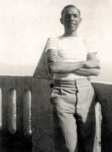 Miguel Hernández 1935. /Foto: Centro Virtual Cervantes
