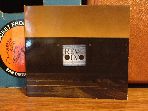 Revolvo - The End Starts Here CD by Tim PopKid